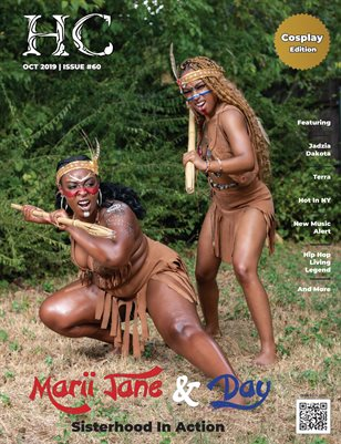 Issue #60 - Marii Jane & Day