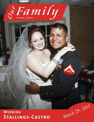 Volume 2 Issue 3 - Stallings-Castro Wedding