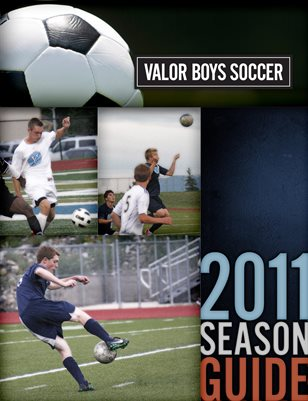 2011 Boys Soccer Media Guide