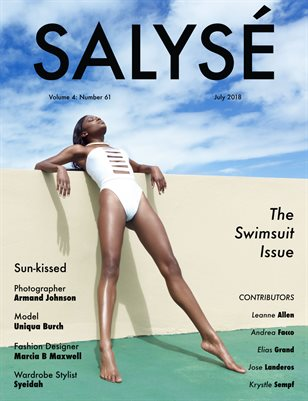 SALYSÉ Magazine | Vol 4 : No 61 | July 2018