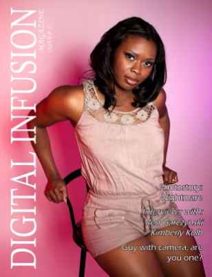 DIGITAL INFUSION MAGAZINE #1