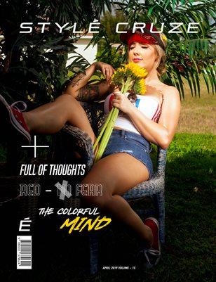 APRIL 2019 Issue (Vol: 15) | STYLÉCRUZE Magazine