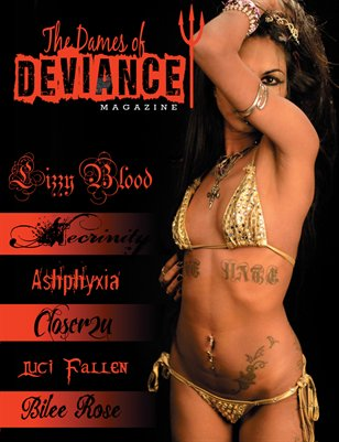 Dames of Deviance Issue 2