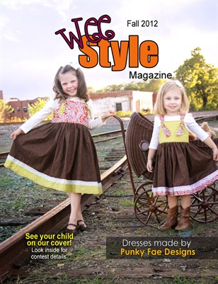 Wee Style Magazine Fall 2012