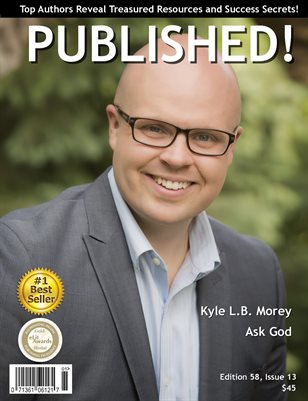 PUBLISHED! Magazine featuring Kyle L.B. Morey