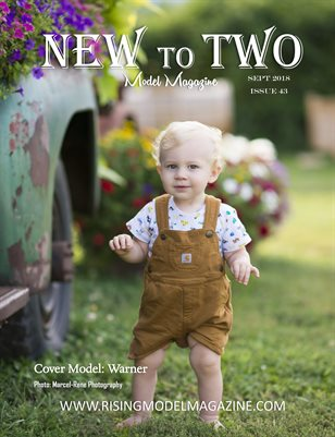 New To Two Model Magazine Issue #43