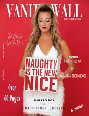 Vanity Wall Magazine | YEAR END EDITION | DEC 2020 | Vol. i Issue 8