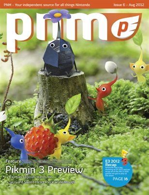 Pure Nintendo Magazine (PNM) Issue 6