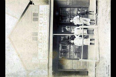 J. GOSCH'S STORE, ST. LOUIS MISSOURI