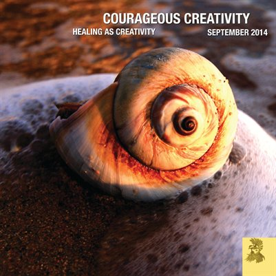 Courageous Creativity September 2014
