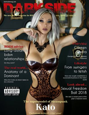 Darkside Magazine Issue 12
