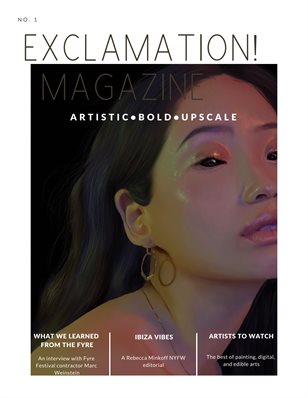 Exclamation! Magazine Spring 19