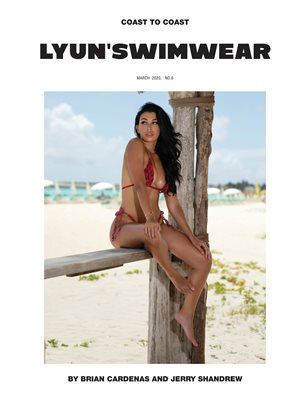 LYUN Swimwear No.6 (VOL No.2) C1