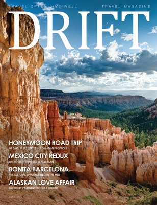 DRIFT Travel Early Summer 2019