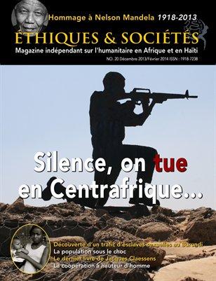 Magazine Éthiques et Sociétés (Dec.2013/Fev.2014)