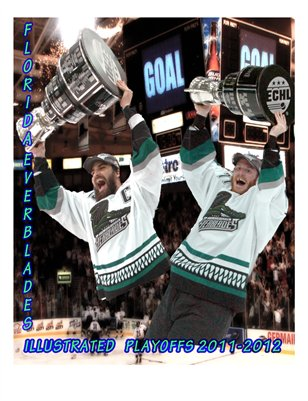 Florida Everblades Illustrated: Playoffs 2011-2012