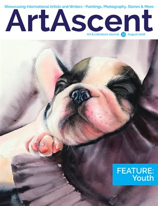 ArtAscent V32 Youth August 2018