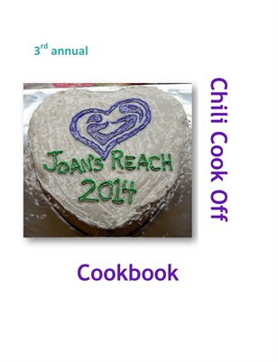 Joan's Reach Cookbook 2014