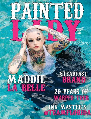 Painted Lady Magazine - September/October 2014 issue