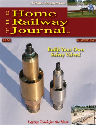 Home Railway Journal: SUMMER 2010