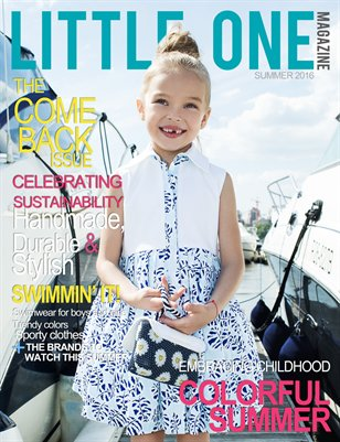 Little One Magazine: Issue 5
