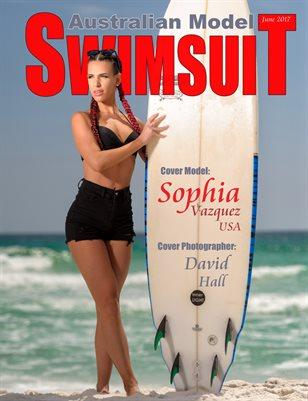 Australian Model Swimsuit Magazine June 2017