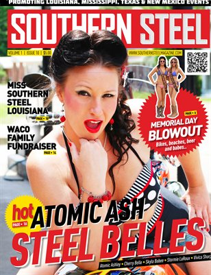 Southern Steel Motorcycle & Car Magazine July 2015