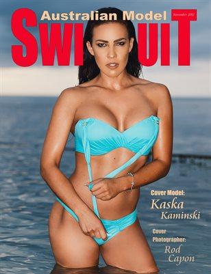 Australian Model Swimsuit Magazine November 2017