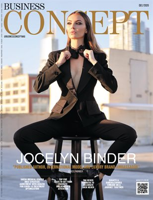 BUSINESS CONCEPPT - JOCELYN BINDER - Dec/2020 - Issue #11