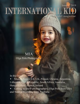 International Kid Model Magazine Issue #2
