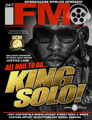 iFM MAGAZINE ISSUE VOL. TWELVE