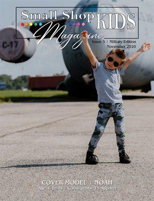 Small Shop Kids Magazine Issue 5