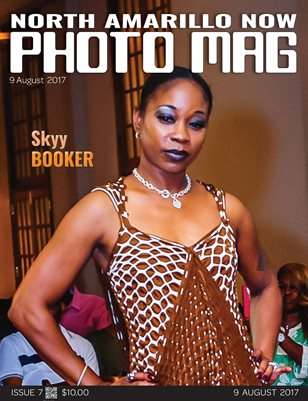 NAN PhotoMag Issue 7- Skyy Booker