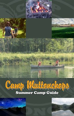 Camp Muttonchops Summer Camp Guide
