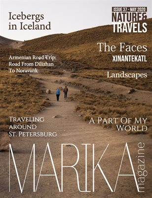 MARIKA MAGAZINE NATURE & TRAVELS (May - issue 37)
