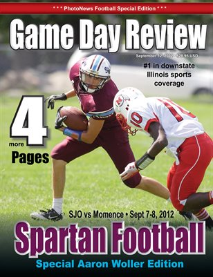 Game Day Review ::: Aaron Woller Special Edition