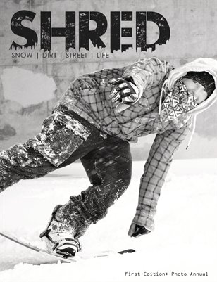 SHRED Magazine