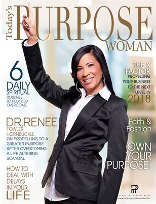 Today's Purpose Woman Mar/Apr 2018