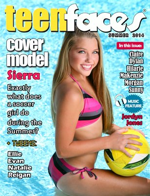 TeenFaces Summer Edition 2014