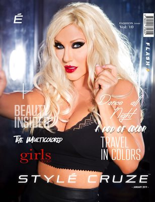 JANUARY 2019 (vol-10) FLASH Issue | STYLÉCRUZE Magazine