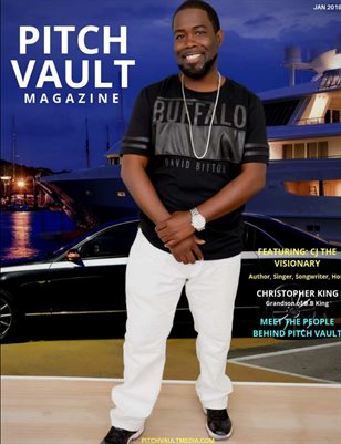 Pitch Vault Magazine-January 2019 Issue