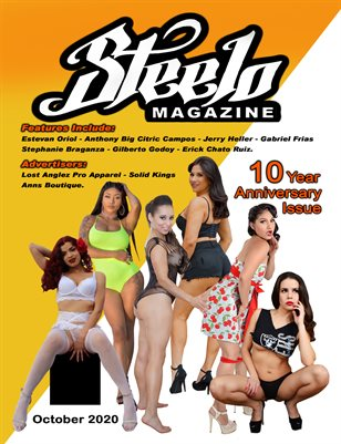 Steelo Magazine 10 Year Anniversary Issue