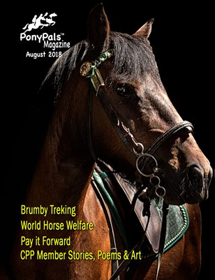 August 2018 Pony Pals Magazine - Vol. 8 #3