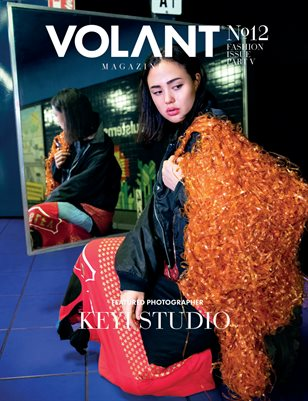 VOLANT Magazine #12 - FASHION Issue Part V
