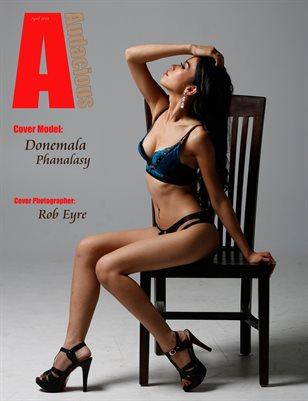 Audacious Magazine April 2018 Issue