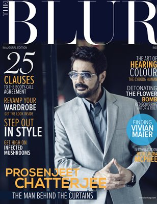 The Blur Magazine Feb 2015