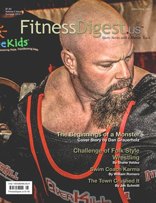 FitnessDigest.us Vol. 5.2 Spring 2013 ISSN 2164-3997