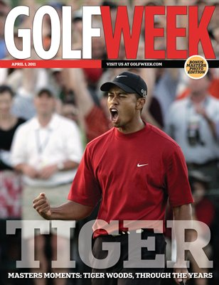 Tiger Woods—The Masters