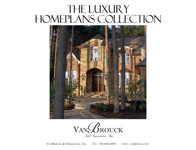 LUXURY HOMEPLANS COLLECTION