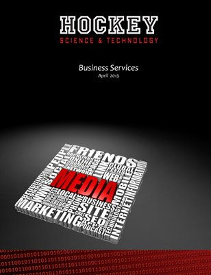 Business Services by Hockey Science & Technology